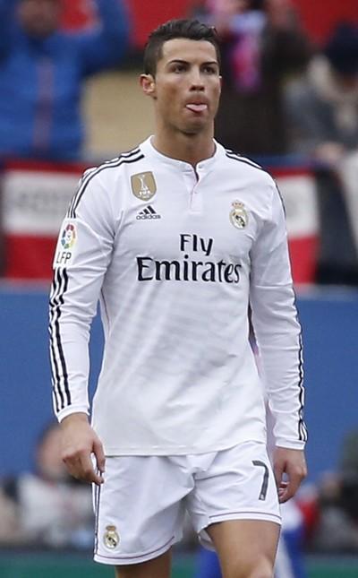 Cristiano ronaldo real madrid no pode perder de 4 a 0 para ningum stopboris Images