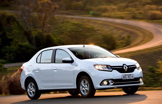 Renault Logan  (Foto: Christian Castanho)