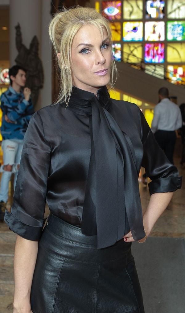 Ana Hickmann (Foto: Agnews)