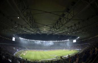 Cruzeiro registra maior público do  ano no Mineirão em jogo entre clubes