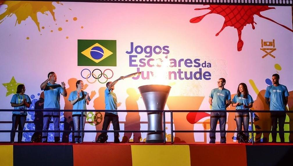 Jogos Escolares da Juventude de 15 a 17, Amapá, Macapá (Foto: Wander Roberto/Exemplus/COB)