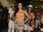 Anitta fala de estreia no carnaval como musa na Mocidade: 'Muito feliz'