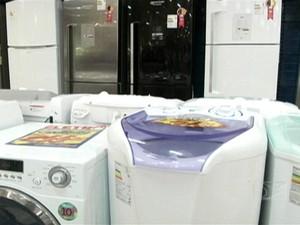 Aumenta na renda refletiu no consumo de bens duráveis. (Foto: Reprodução/TV Mirante)