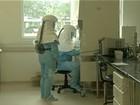 Instituto do PA avalia nova amostra de paciente com suspeita de ebola