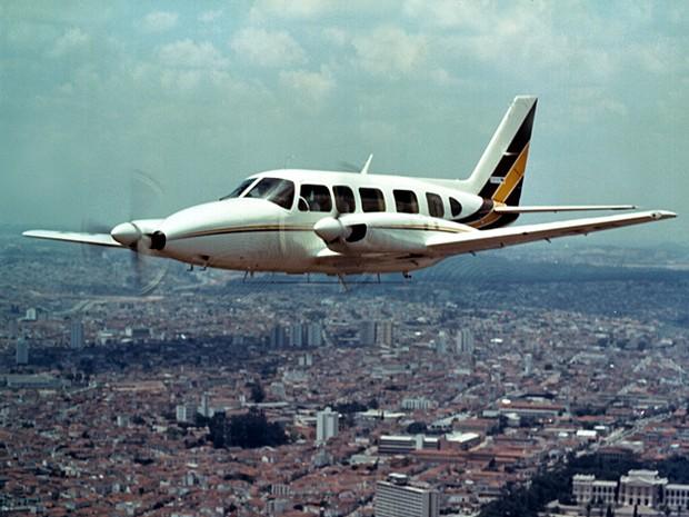 Embraer 820 (Foto: Divulgação/Embraer)