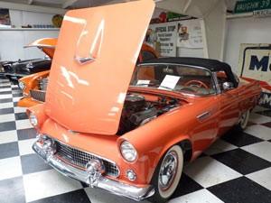 O museu do automóvel da Rota 66, no Novo México (Foto: Gustavo Menani/VC no G1)