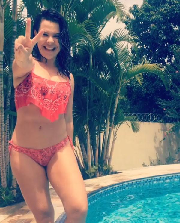 Fernanda Souza (Foto: Reprodução Instagram)