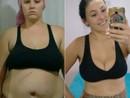 Com dieta e exercícios em casa, jovem perde 40 kg (Eloisa Helena Mota Fernandes/Arquivo pessoal)