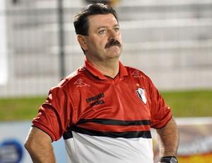 Leandro Campos Técnico do Joinville - ABC X JOINVILLE (Foto: Frankie Marcone / Futura Press / AE)