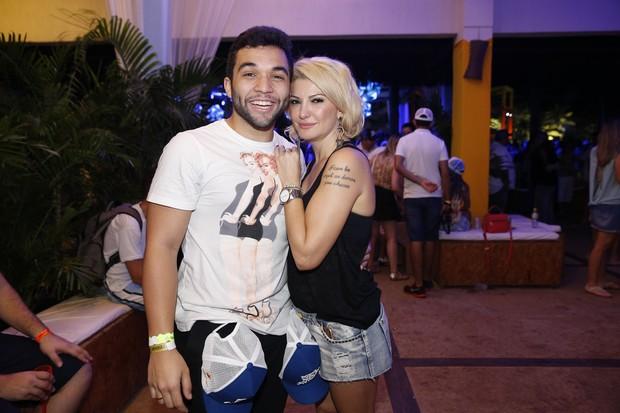 Jonathan Costa e Antônia Fontenelle (Foto: Felipe Panfili/AgNews)