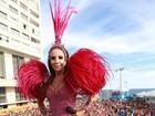 Figurino de Ivete Sangalo é eleito o mais estiloso até agora no carnaval