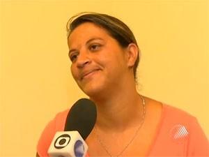 Silvânia (Foto: Reprodução/TV Bahia)