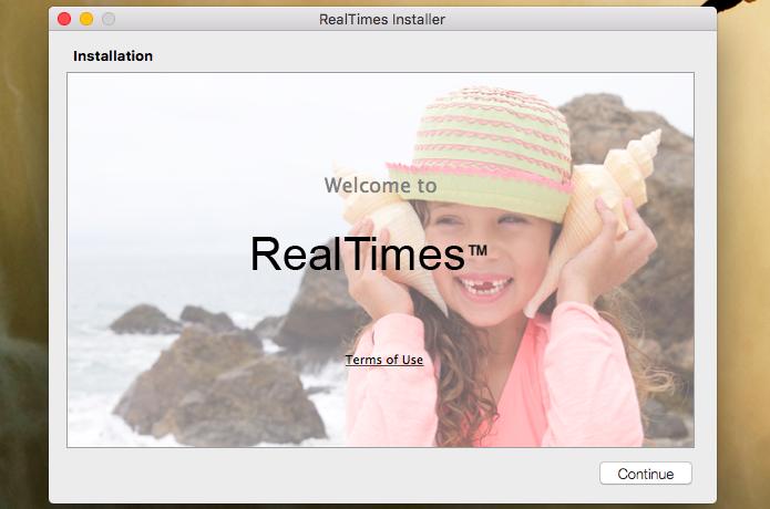 Iniciando a instalação do RealPlayer (Foto: Reprodução/Helito Bijora)