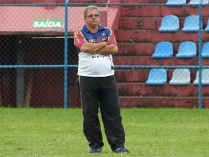 Ricardo Barreto, técnico do Bonsucesso (Foto: Raffa Tamburini/Futrio)