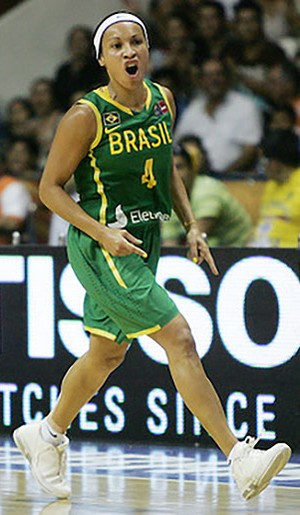 Adrianinha, basquete Brasil (Foto: José Jimenez / FIBA)