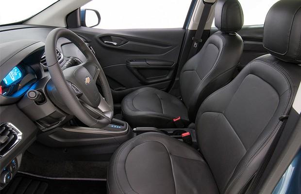 Chevrolet Onix LTZ Automático (Foto: General Motors)