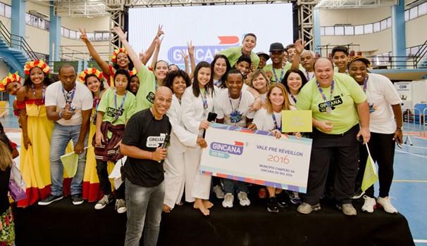 Nova Iguaçu foi o município vencedor da Gincana do Rio (Foto: Divulgação)