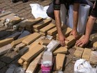 Casal é preso com droga escondida em porão de casa em Porto Feliz