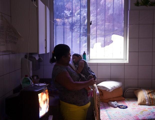 Mirian (Foto: Helder Tavares/Ed. Globo)