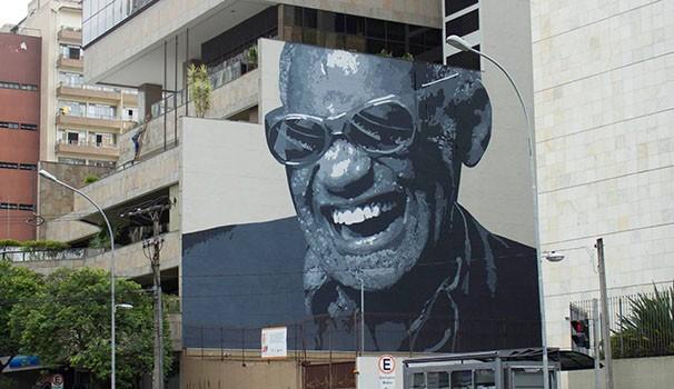 Conheça a arte de Leandro Lesak a.k.a Cínico (Foto: Leandro Lesak a.k.a Cínico/RPC)