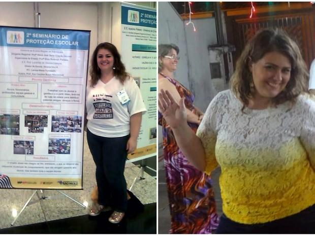 Biólogo passou em concurso, mas foi reprovada na perícia por obesidade (Foto: Ana Carolina Buzzo Marcondelli/Arquivo pessoal)