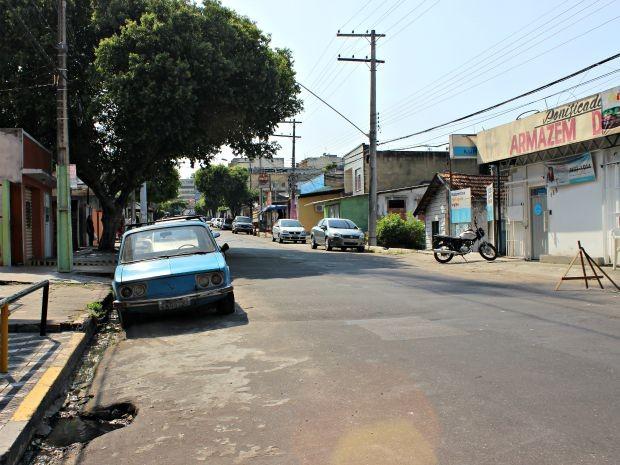 Padaria fica no bairro Aparecida, na Zona Sul da capital (Foto: Suelen Gonçalves/G1 AM)