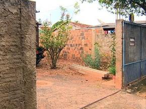 Ocorrência foi registrada na Vila Monteiro, em Flórida Paulista (Foto: Reprodução/TV Fronteira)