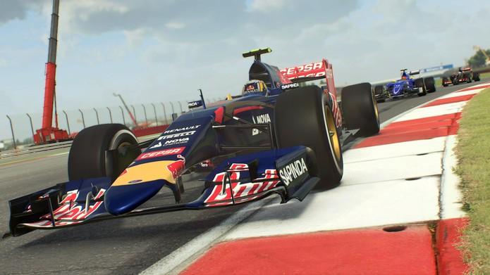 F1 2015 (Foto: Divulgação/Codemasters)