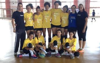 Escolas de Vitória dominam e levam o ouro nos torneios de vôlei do Na Rede