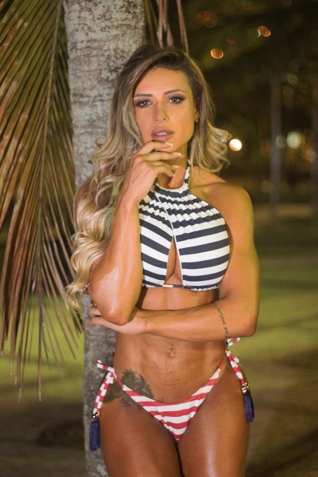Alessandra Batista (Foto:  Rafael Antonio  MF Models Assessoria)