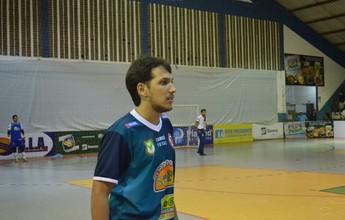 ''A final é no dia 26'', destaca Davi Mendonça, técnico de Canindé