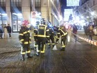 Estação de trem no centro de Madri é fechada por causa de fumaça