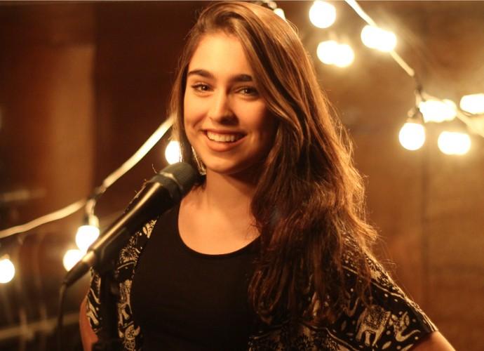 Vicky Valentim escolheu um curso de verão em Boston como presente de 15 anos (Foto: Alexandra Garnier/ Arquivo Pessoal)