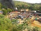 Moradores fecham rodovias pedindo emancipação de distritos na Bahia