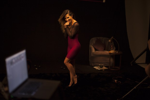 Cleo Pires (Foto: Making Off: Hanna Vadasz)