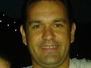 Rodrigo Maciel Camargo Lucas (PR), o palhaço Buchechinha em Araraquara, SP (Foto: Arquivo Pessoal)