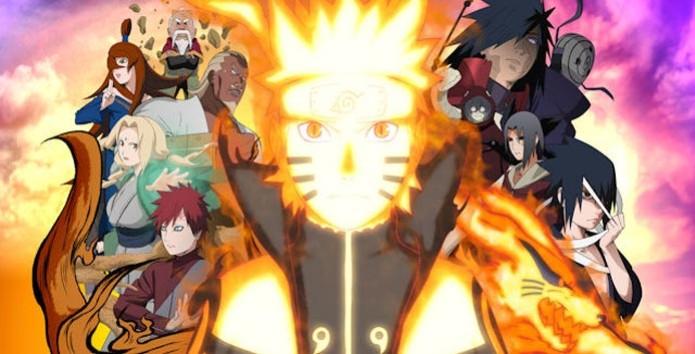 Naruto Ultimate Ninja Storm Revolution se destaca nos lançamentos (Foto: Divulgação) (Foto: Naruto Ultimate Ninja Storm Revolution se destaca nos lançamentos (Foto: Divulgação))