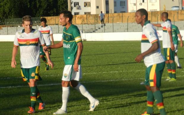 Cuiabá x Sampaio Corrêa Série C (Foto: Assessoria/Cuiabá Esporte Clube)
