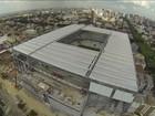 Fifa planeja nova vistoria na Arena da Baixada dentro de cinco dias