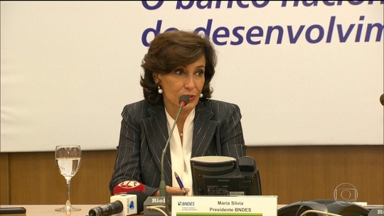 Maria Silvia deixa comando do BNDES; presidente do IBGE assume
