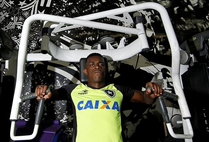 Marcelo, Botafogo (Foto: Vitor Silva/SSPress/Botafogo)