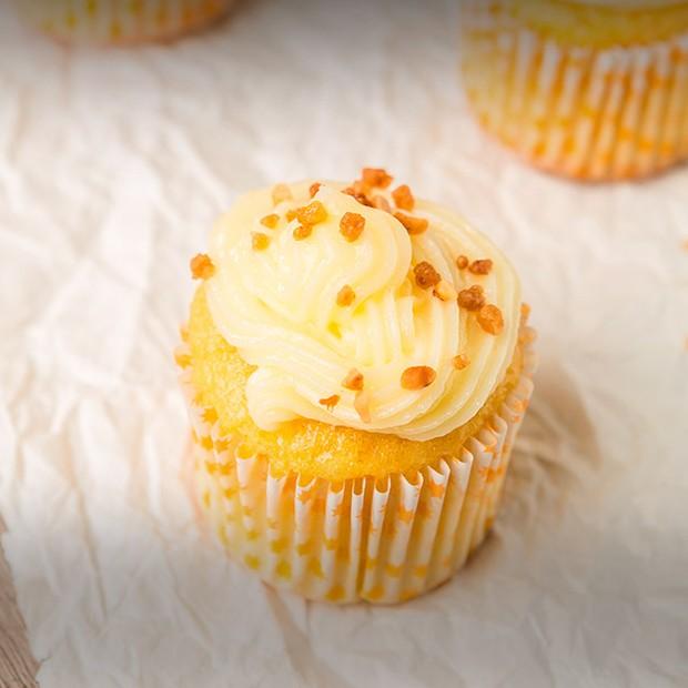 Cupcake é super fácil de fazer! (Foto: Divulgação)