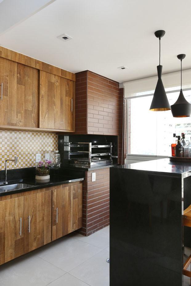 Um apartamento em SP com ambientes integrados e quarto 'radical'
