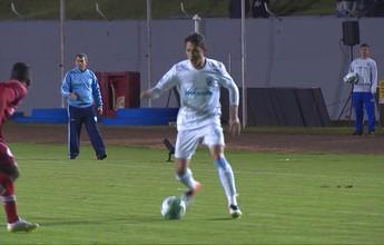 Autor de gol decisivo, Keirrison é elogiado pelo treinador do Londrina