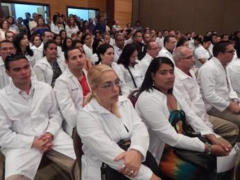 No grupo do Mais Médicos passa a atuar em MG (Foto: Ministério da Saúde/Ascom Minas/Divulgação)