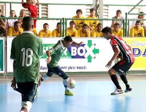 joinville, taça brasil, sub-17, futsal (Foto: Reprodução Facebook/Futsal Cearense)