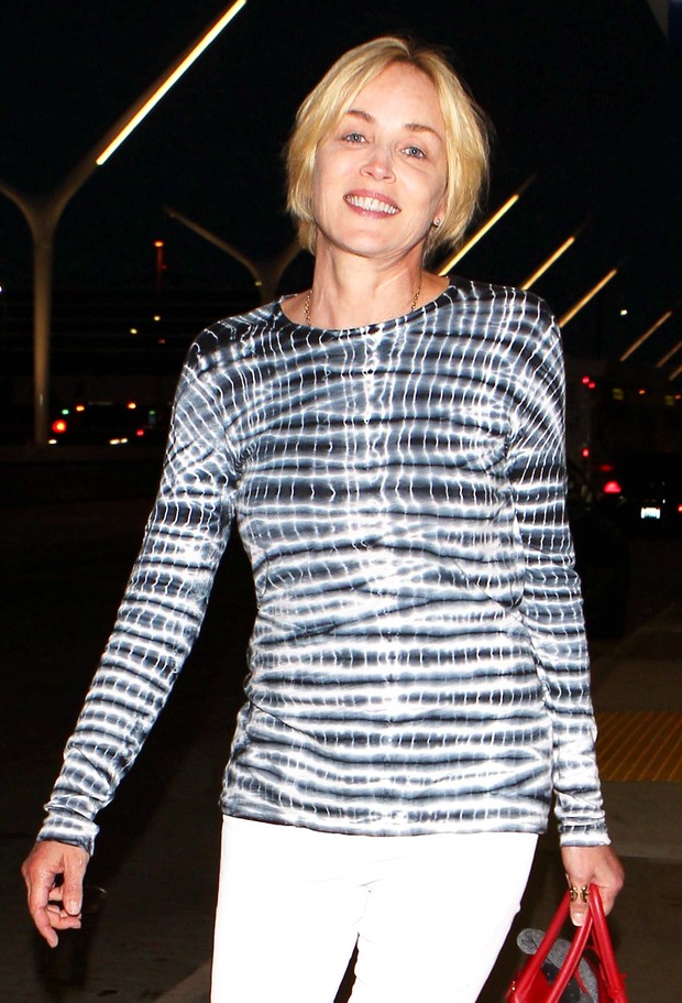 Sharon Stone (Foto: Perez/X17online.com)