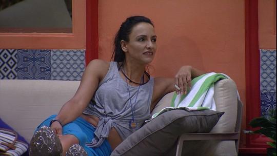 Marinalva conta para Ieda discussão que teve com Emilly: 'Ela quase avançou em mim'