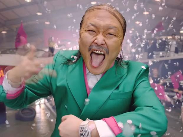 Clipe de 'Daddy', do Psy (Foto: Divulgação)