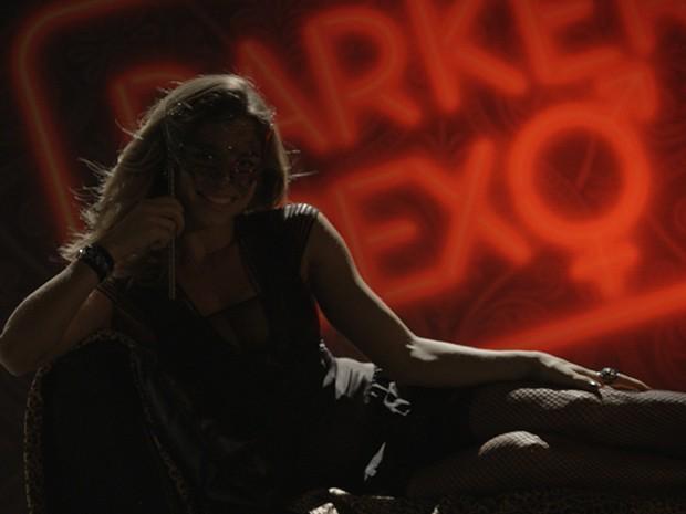 Jessica Malta: das passarelas para o divã (Foto: Parker TV)